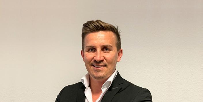 Geschäftsführer Christoph Hinseln
